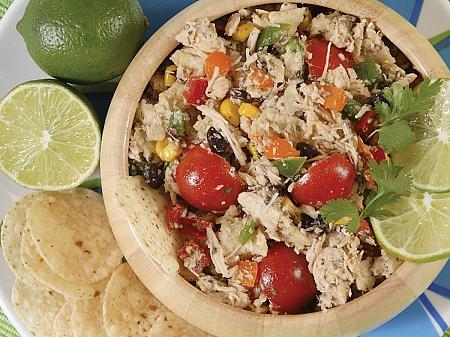 Cilantro Lime Chicken Salad Mix, Shop Homemade Gourmet
