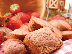 Strawberry Bread Mix