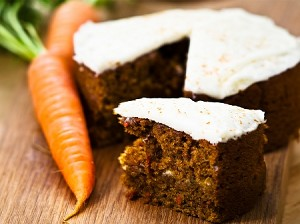 Carrot Cake/White Choc Icing Mix