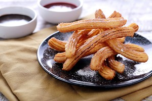 Cinnamon Sugar Churro Mix