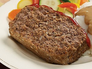 Old Fashioned Meatloaf Pantry Staple