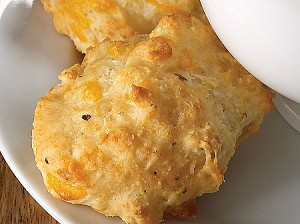 Three Cheese Garlic Biscuit Mix