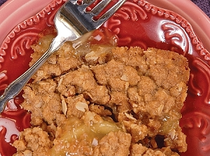 Old Fashioned Apple Crisp Mix