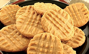 Peanut Butter Cookie Mix