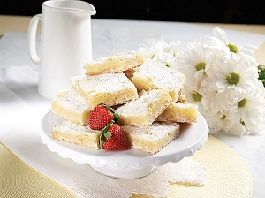Strawberry Lemonade Squares Mix